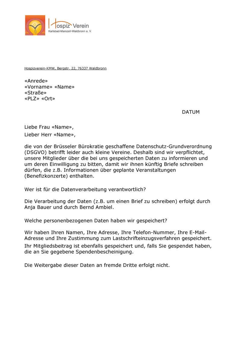 Hospizverein Karlsbad Marxzell Waldbronn Ev Startseite